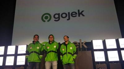 Go-Jek Ganti Logo, Nadiem Makarim: Kami Hadir untuk Pecahkan Masalah Teknologi