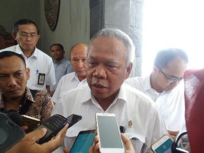 Dikabarkan Jadi Menteri PUPR Lagi, Basuki Hanya Tertawa