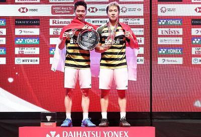 5 Wakil Terakhir Indonesia yang Juara Jepang Open, Nomor 1 Paling Gres