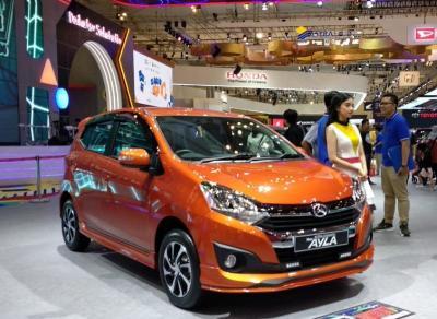 GIIAS 2019 Pajang Mobil dengan Harga di Bawah Rp100 Juta