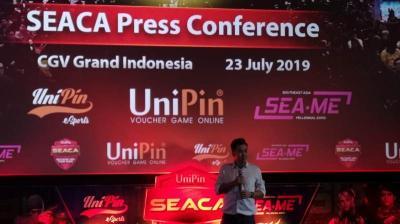 Unipin SEACA 2019 Pertandingkan Game Esports PUBG Mobile hingga Dota 2
