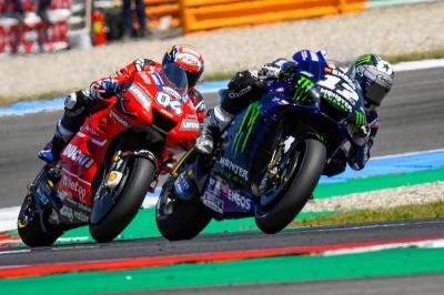 Pembalap MotoGP Bakal Melaju Lebih Cepat 0,5 Detik Musim Depan