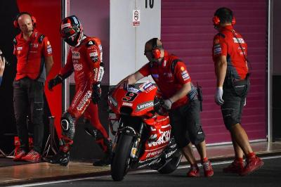 Petrucci Yakin Ducati Masih Punya Peluang Saingi Honda