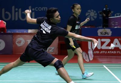 Langkah Tontowi Winny Terhenti di Babak Pertama Jepang Open 2019