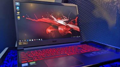 Acer Rilis Laptop Gaming Tertipis Nitro 7, Ini Fiturnya