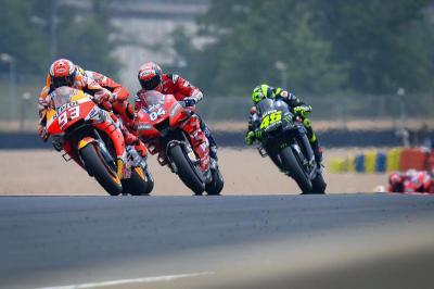Daftar Jatah Mesin yang Sudah Dipakai Pembalap MotoGP