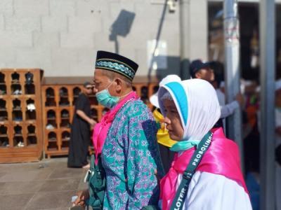 Berihram, Jamaah Haji Apa Boleh Pakai Masker?