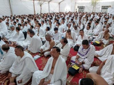 Khutbah Wukuf Haji 2019: Wujudkan Kepedulian Setelah Kembali ke Tanah Air