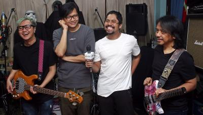 Armand Maulana Masih Tak Percaya RCTI Siarkan Langsung Konser Gigi