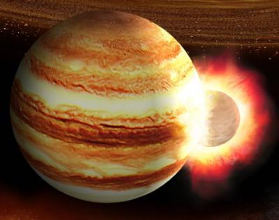 Peneliti Jelaskan Penyebab Besarnya Ukuran Planet Jupiter