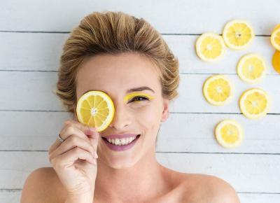 5 Cara Lemon Buat Wajahmu Cantik Berseri