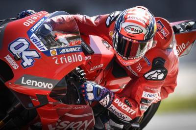 Kemenangan Dovizioso di Austria Penting untuk Masa Depan Ducati