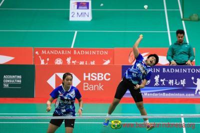 Ini Kunci Nita Putri Melenggang ke Final Akita Masters 2019