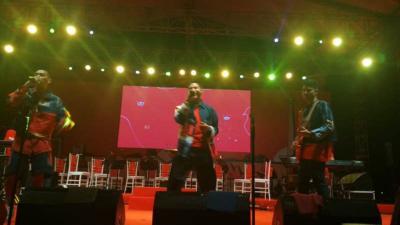 Gebrak Panggung  NYALAkanIndonesia, RAN Ajak Penonton Bernyanyi