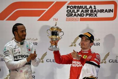 Hamilton Nikmati Persaingan Melawan Verstappen dan Leclerc