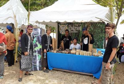 Meriahnya Pasar Rakyat Hari Kemerdekaan di Tanjung Lesung