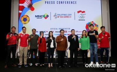 KOI Apresiasi Komitmen MNC Group sebagai Official Broadcaster SEA Games 2019