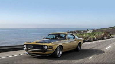 Ford Mustang Iron Man, Bertenaga 667 HP