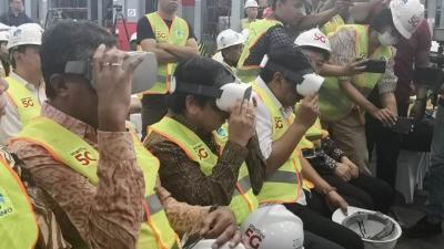 Smartfren Mulai Uji Coba 5G untuk Industri Manufaktur di Indonesia