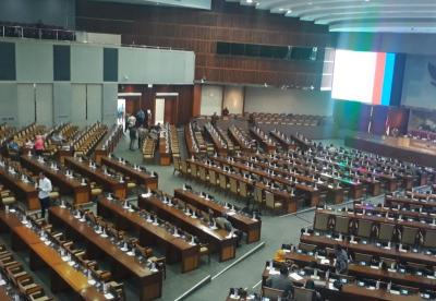 DPR Gelar Rapat Paripurna soal Pertanggungjawaban APBN 2018