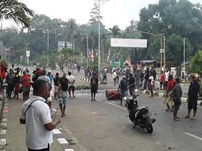 Kontras Serukan 3 Hal untuk Hentikan Kericuhan Terhadap Warga Papua