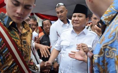 Pasca-Ricuh di Manokwari, Prabowo Instruksikan Kader Gerindra Tenangkan Situasi