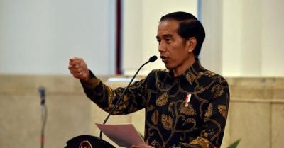 Jokowi Jelaskan Pentingnya SDM yang Unggul Dimulai dari Kandungan