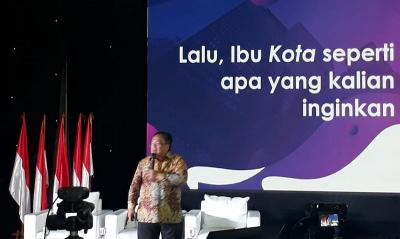 Rincian Biaya Pemindahan Ibu Kota Rp500 Triliun