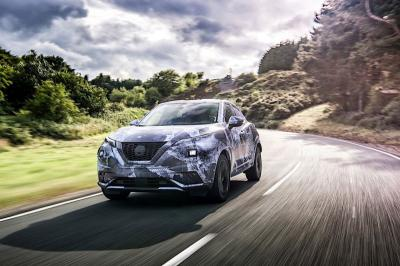 Generasi Terbaru Nissan Juke Kali Ini Tampil Lebih Berani
