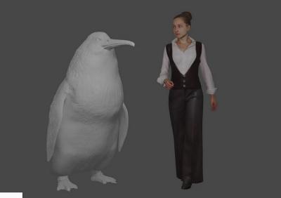 Penemuan Fosil Penguin Raksasa Sebesar Manusia Bikin Geger Arkeolog
