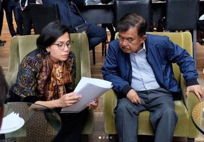 Sri Mulyani Hati-Hati Ambil Kebijakan di Tengah Tantangan Ekonomi Global