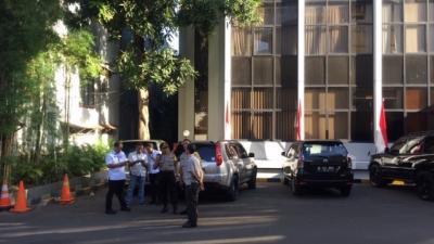 Penjagaan di Kantor DPP Golkar Diperketat Pasca-Pelemparan Bom Molotov