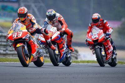 Jadwal MotoGP Inggris 2019