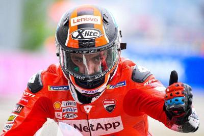 Tampil Buruk Dalam Dua Balapan Terakhir, Petrucci Janji Bangkit di Silverstone