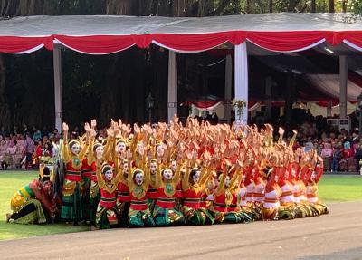 Tari Thengul dari Bojonegoro Kini Jadi Warisan Budaya Tak Benda Indonesia