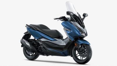 Simak Harga Honda Forza Bermesin 300 Cc
