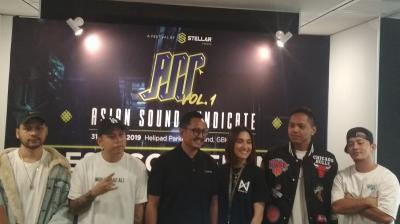 Deretan Musisi Hip Hop yang Tampil di Asian Sound Syndicate