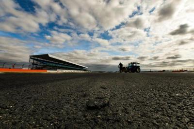 Aspal Baru Silverstone Bikin Michelin Kesulitan Tentukan Alokasi Ban