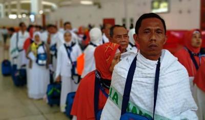 35.930 Jamaah Haji Sudah Pulang ke Tanah Air