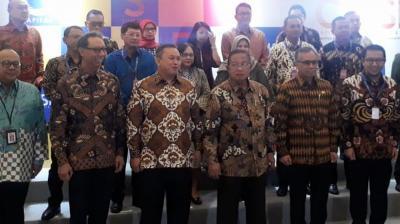 Menko Darmin: Pasar Modal Indonesia Tumbuh 2.600 Kali Setelah 42 Tahun