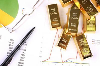 Penurunan Harga Emas Tertahan Pelemahan Dolar AS