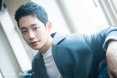 Jung Hae In Resmi Bintangi Half of Half Bersama Chae So Bin