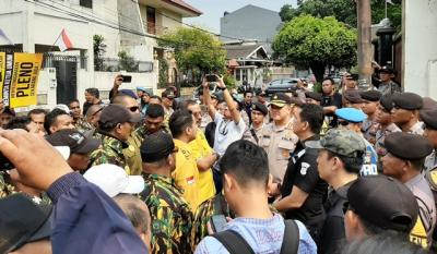 AMPG Desak Rapat Pleno, DPP Golkar Sebut Harus Lewati Tahapan Ini