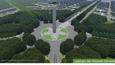 DPR Minta Pemerintah Bahas Bersama Pemindahan Ibu Kota