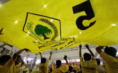Airlangga Diminta Ajak Kader AMPG Berdialog Terkait Rapat Pleno