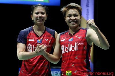 Greysia Apriyani Ungkap Kunci Sukses Tundukkan Wakil China di Perempatfinal