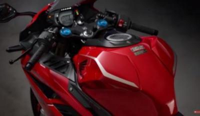 Honda CBR250RR Versi Facelift Siap Mengaspal