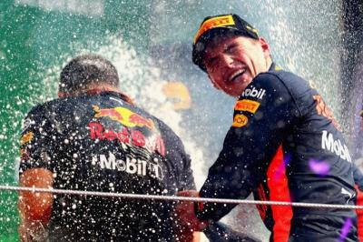Verstappen Takkan Puas jika Hanya Jadi Runner-up F1
