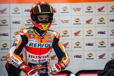 Marquez Waspadai Kiprah 3 Pembalap Yamaha di MotoGP Inggris 2019