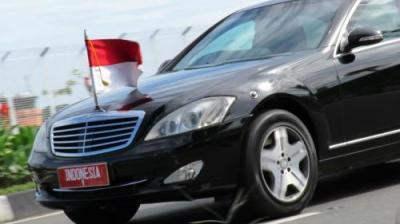 Mobil Bekas Presiden Jokowi Ditaksir Rp200 Jutaan